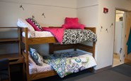 Image of Two-Person Residence Hall Room bunks