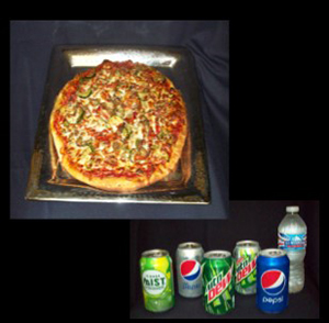 Care Package image-Pizza Party
